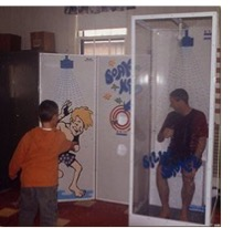 silly-shower